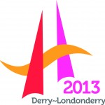 The Derry City of Culture 2013 logo