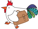 Henschool.com logo