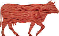 Real beef mince - like unique website text